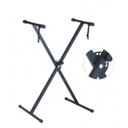 Guitar foot stand, wooden, detachable