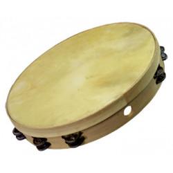 Pandereta (frame drum)...