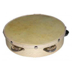 Special tambourine for...