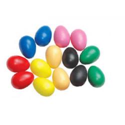 Huevos de plástico...