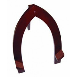 Marching stand lyre for clarinet with ring Ø29 mm, super
