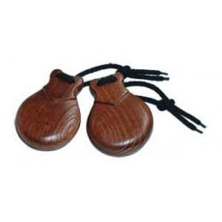 """Timbal tradicional de madera, Ø 40.6 cm/16"""" x 40 cm altura, cuerda"""