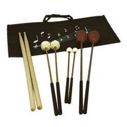 4 Educational mallets set...