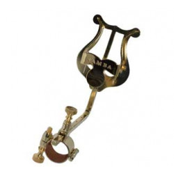 Bugle marching stand lyre