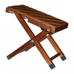 Guitar foot stand, wooden,...