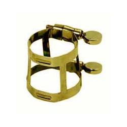 Alto saxophone clamp