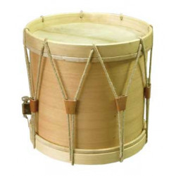 Galician traditional drum Ø...