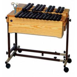Chromatic soprano/alto holder