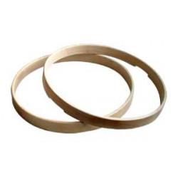 "Wooden hoops set Ø 30.5 cm/12"""