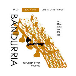 String set for bandurria
