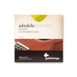Juego cuerdas ukelele concerto