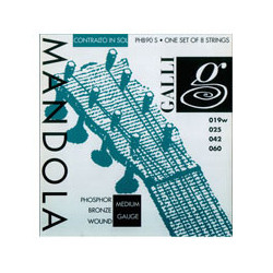 Mandola strings set .019 -...