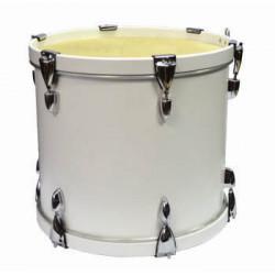 "Ø25.4 cm/10"" Handle drums, calfskin head COLOUR"