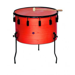 "Handle drum Ø40.6 cm/16"", calfskin head COLOUR"