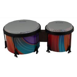 School bongos, polyester...