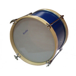 Headless tambourine Ø25 cm, 20 pairs single jingles