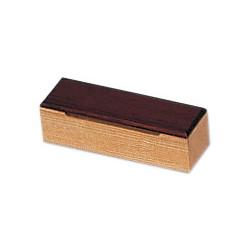 Woodblock 12.5 x 4 cm, Ash...
