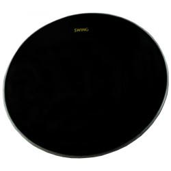 Polyester head black, Ø50.8...