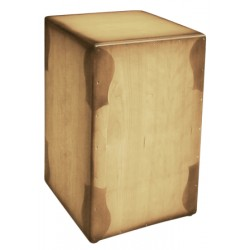 Cajon flamenco, decorated,...