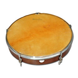 Samba pick, oval n.10