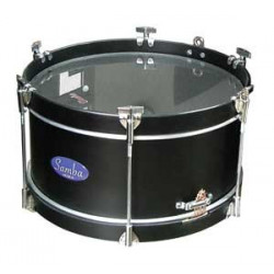 """Aluminium drum Ø38.1 cm/15"""""""