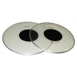 Juego platos Ø100 mm, con correas