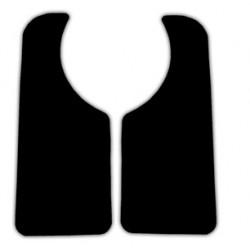 Set of 2 black pickguards...