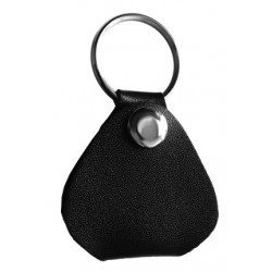 Holder picks key-chain, black