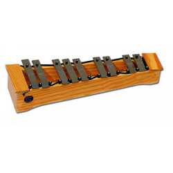 Soprano glockenspiel, C3-a4