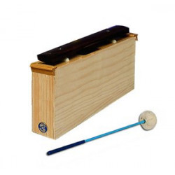 Rosewood string fastener, violin 3/4