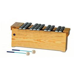 Set of 4 calfskin hand drums (Ø15,20,25,30 cm)