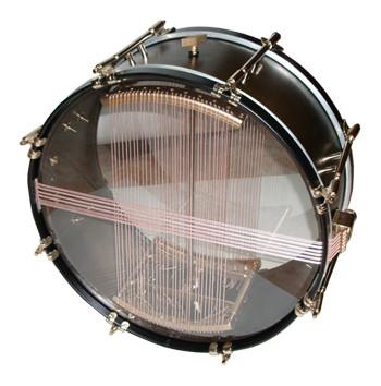 Triple drums