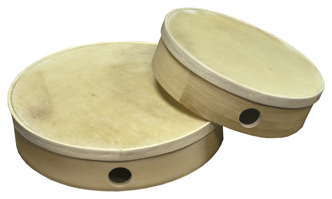No tunable hand drums